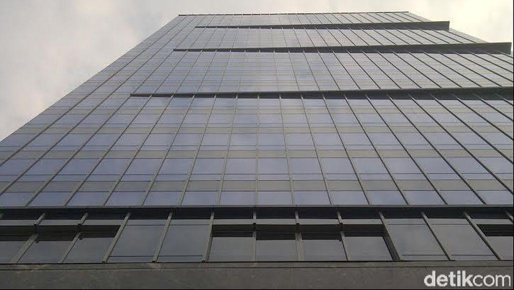 Lubang Diduga dari Gondola Berada di Ruang Komisaris Bank MNC