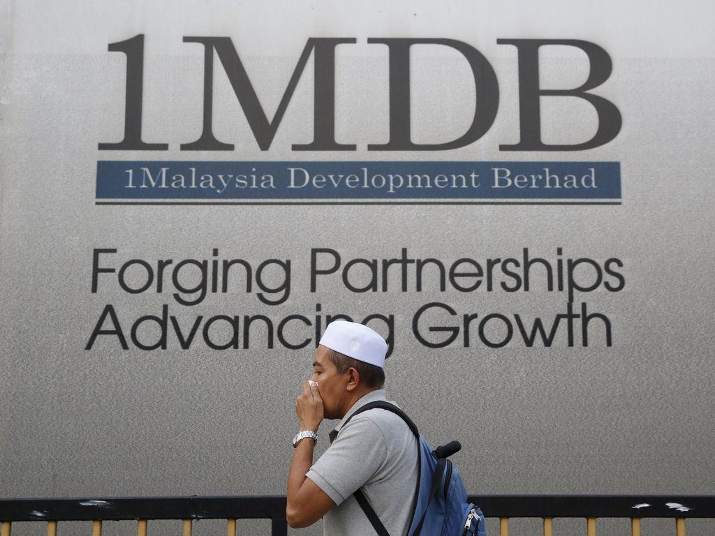 Malaysia Hentikan Sementara Penyelidikan Skandal Korupsi 1MDB