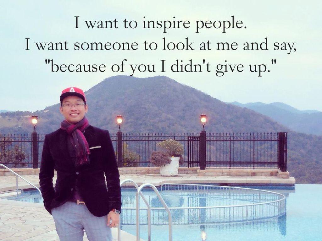 Mimpi Doktor Miliarder Arief Kiming di Masa Depan