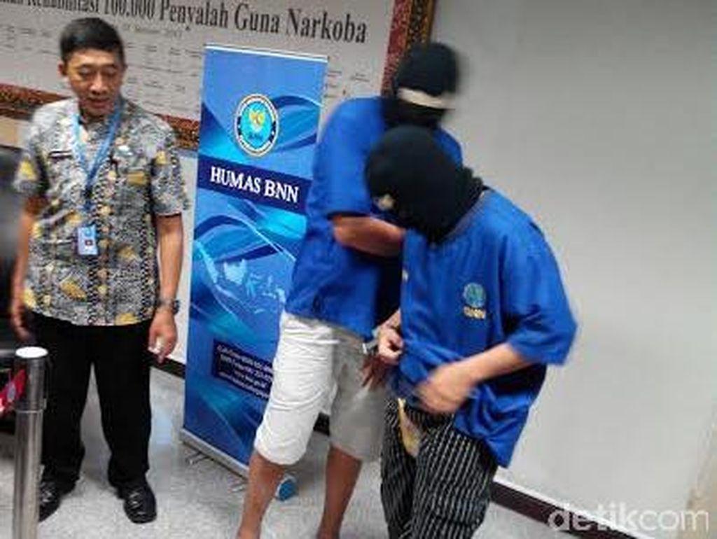 Coba Sogok Penyidik BNN, Hukuman Sindikat Sabu Selangkangan akan Diperberat