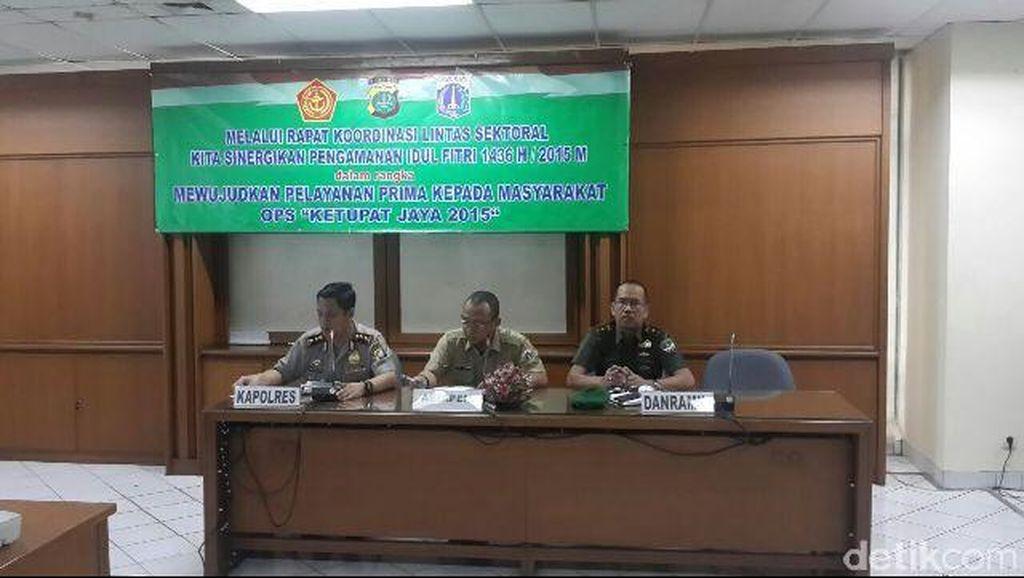 Pengamanan Lebaran di Kep Seribu, Polri, TNI dan BMKG Gelar Rapat Koordinasi