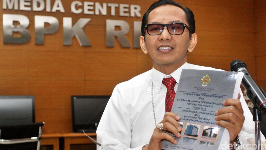 Soal Dugaan Kunker Fiktif DPR, BPK: Kami Masih Komunikasi dengan yang Diperiksa