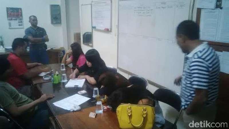 4 PSK Ditangkap di Eks Lokalisasi Jarak Surabaya