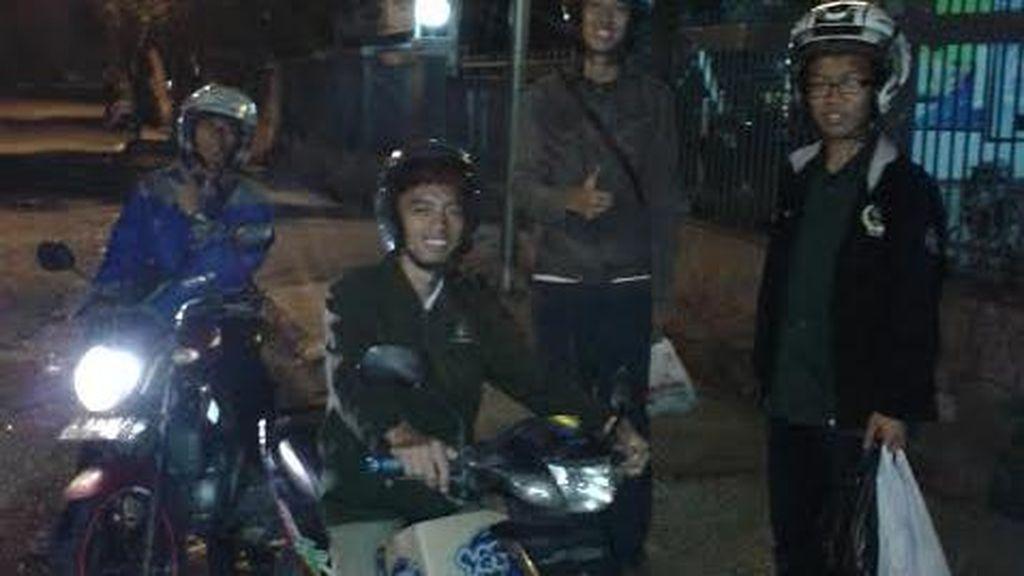 Begini Contoh SOTR yang Benar yang Dilakukan Mahasiswa IPB di Bogor