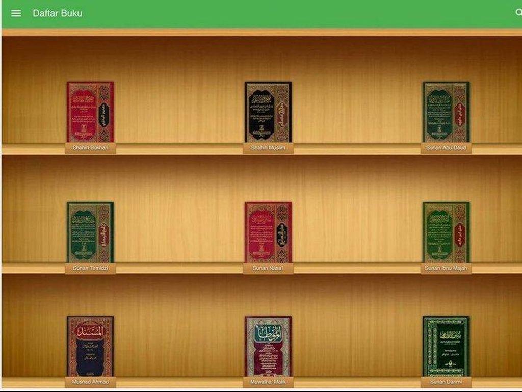 Cari Rujukan Hadis? Kini Ada Aplikasi Ensiklopedi Hadits 9 Imam