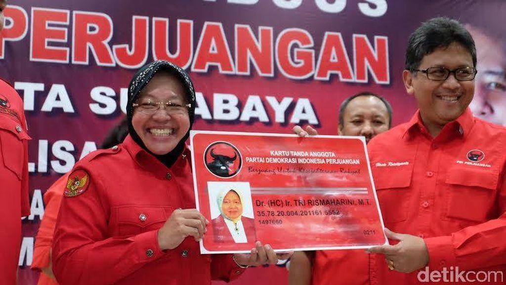 Risma Bagikan Tips ke Calon Kepala Daerah PDIP Hadapi Kritik