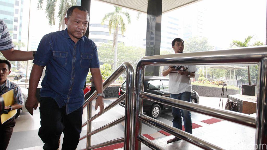 KPK Jemput Paksa Bupati Morotai dari Hotel di Kawasan Kuningan
