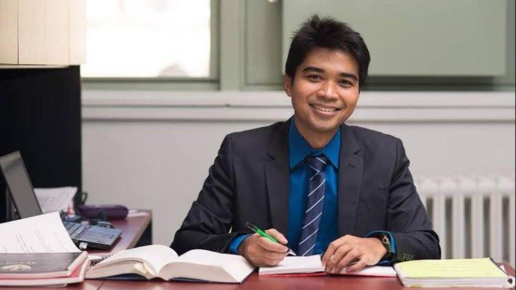 Profesor Muda Indonesia Puas Dana Riset di Kanada Bebas Korupsi