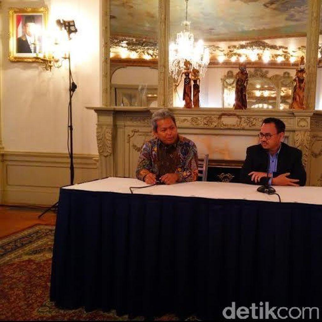 Menteri ESDM Bicara Persoalan Energi di Indonesia