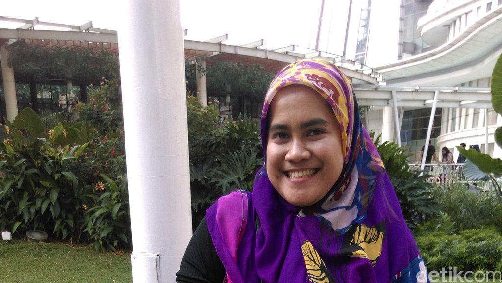 Karina Ingin Mengaji Sejak Umur 9 Tahun, Jadi Mualaf 11 Tahun Kemudian