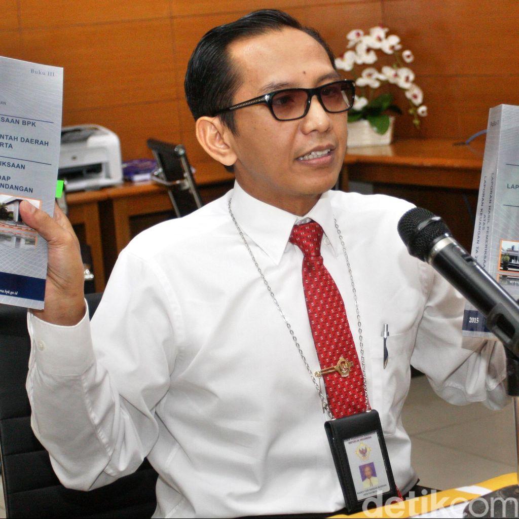 BPK Sebut Tidak Ada Kaitan Predikat WTP dengan Kepala Daerah Dibui