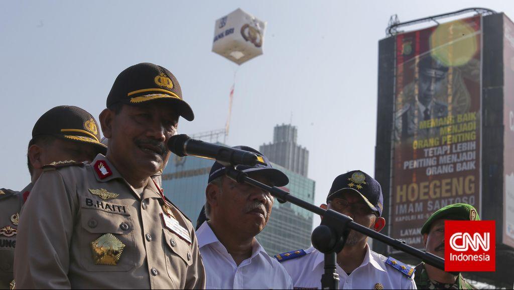 Kapolri: Dua Pilot Indonesia Bukan Anggota ISIS