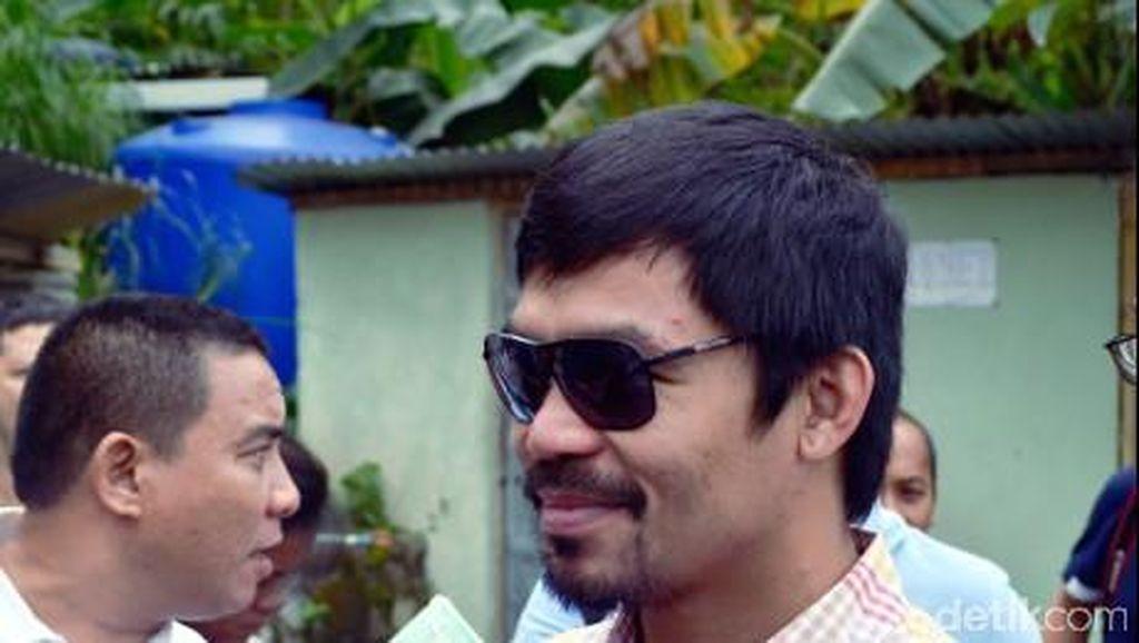 Pacman Temui Ketua DPR Bahas Mary Jane, Jaksa Agung: Nggak Ngaruh