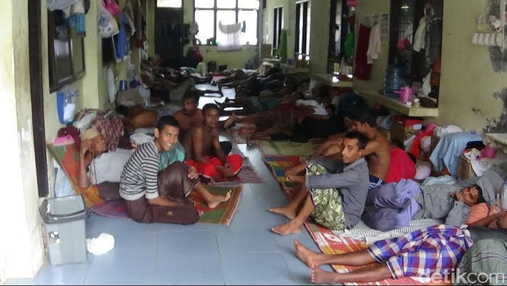 6 Imigran Asal Bangladesh Dideportasi dari Medan