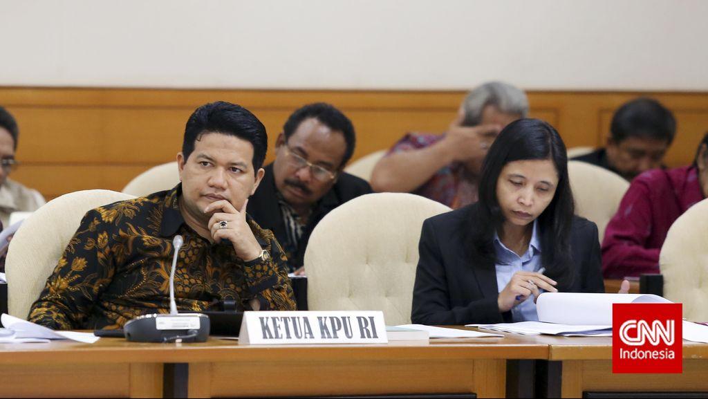 KPU: Data Sementara, 705 Calon Sudah Mendaftar Pilkada