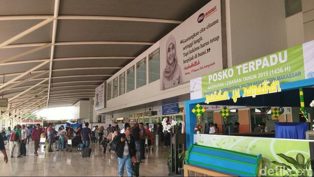 2 DPO Pelaku Penggandaan Kartu ATM Ditangkap di Bandara Makassar