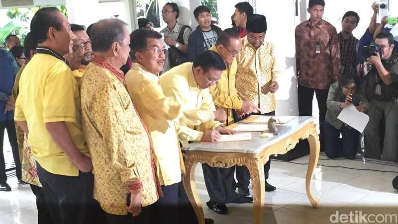 Usung Eks Napi di Pilkada Manado, Golkar: Imba Sudah Insaf