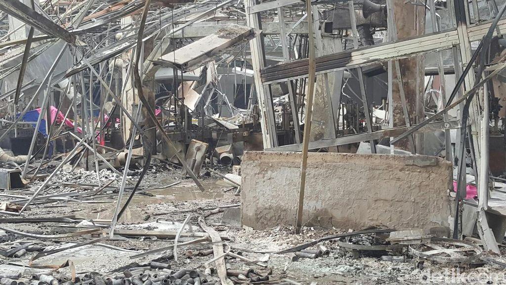 WN Jepang GM PT Iwatani Juga Jadi Tersangka Kebakaran di PT Mandom