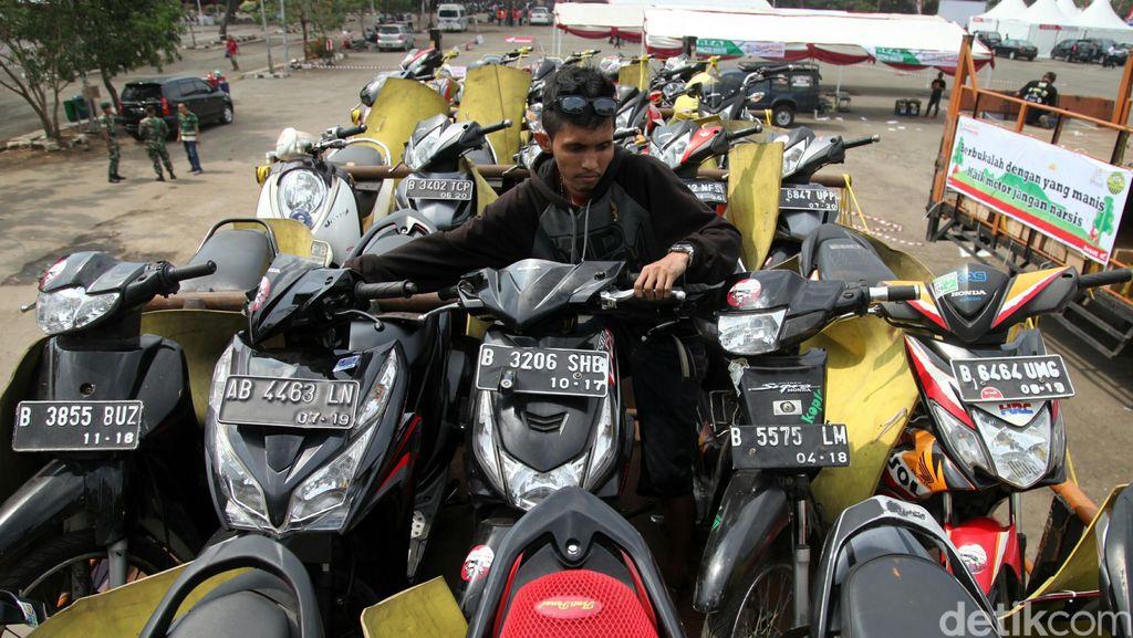 Dirjen Hubdar: Pemudik Bersepeda Motor Tahun Ini Bakal Naik 2 Kali Lipat