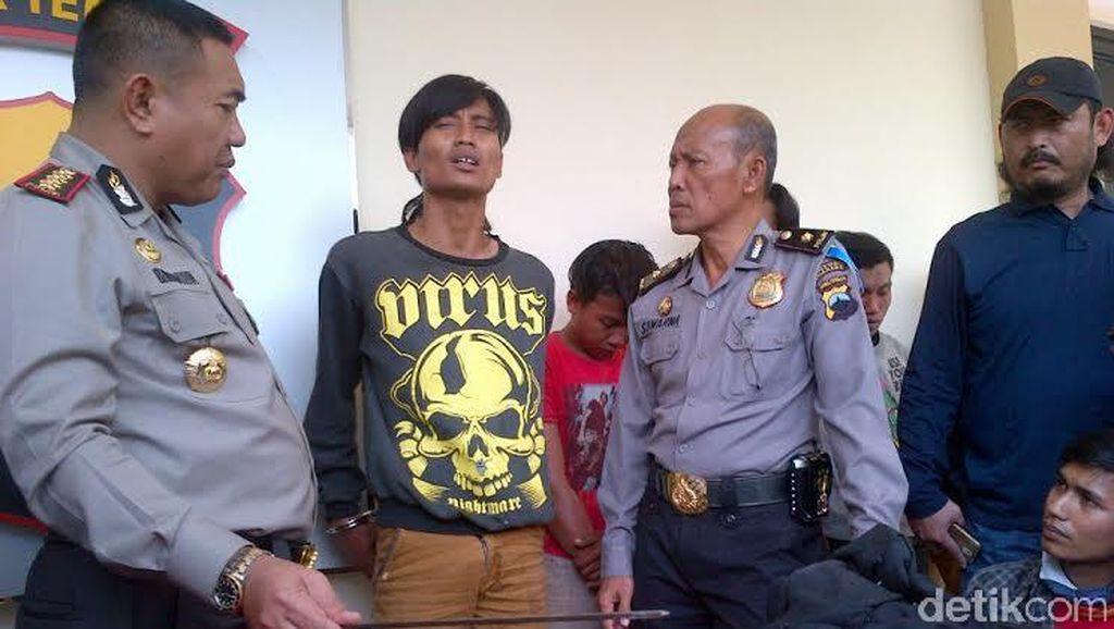Sambil Mabuk Minuman Keras, 8 Orang di Semarang Lakukan Pembacokan