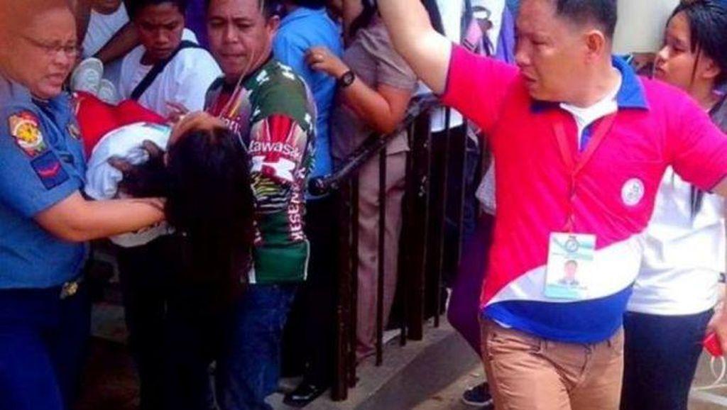 Nyaris 2 Ribu Orang Sakit Akibat Permen Rasa Buah di Filipina