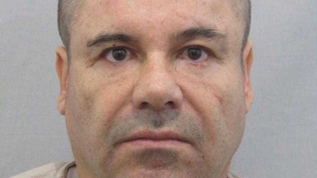 Hadiah Rp 50 M Hingga Aksi Bersih Pejabat yang Terlibat dengan El Chapo Guzman
