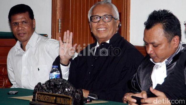 KPK Yakin Hakim Akan Gugurkan Praperadilan OC Kaligis