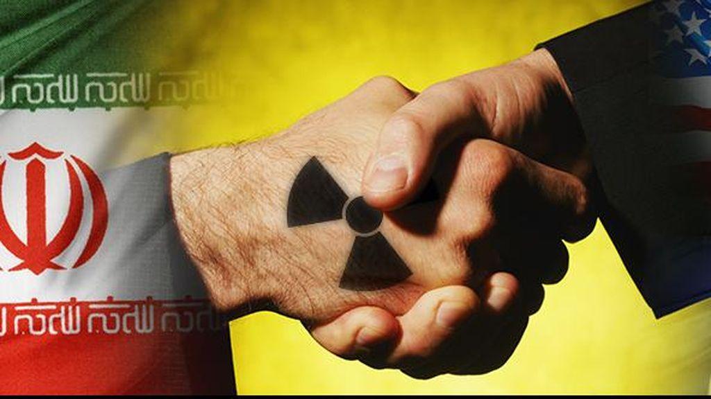 Rakyat Iran Turun ke Jalan Rayakan Tercapainya Kesepakatan Nuklir