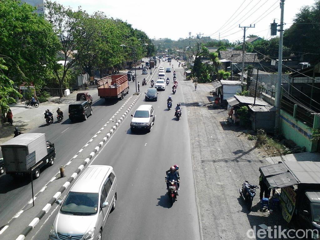 Hadapi Gelombang Pemudik Masuk Semarang Nanti Malam, Polisi Perkuat Pengamanan