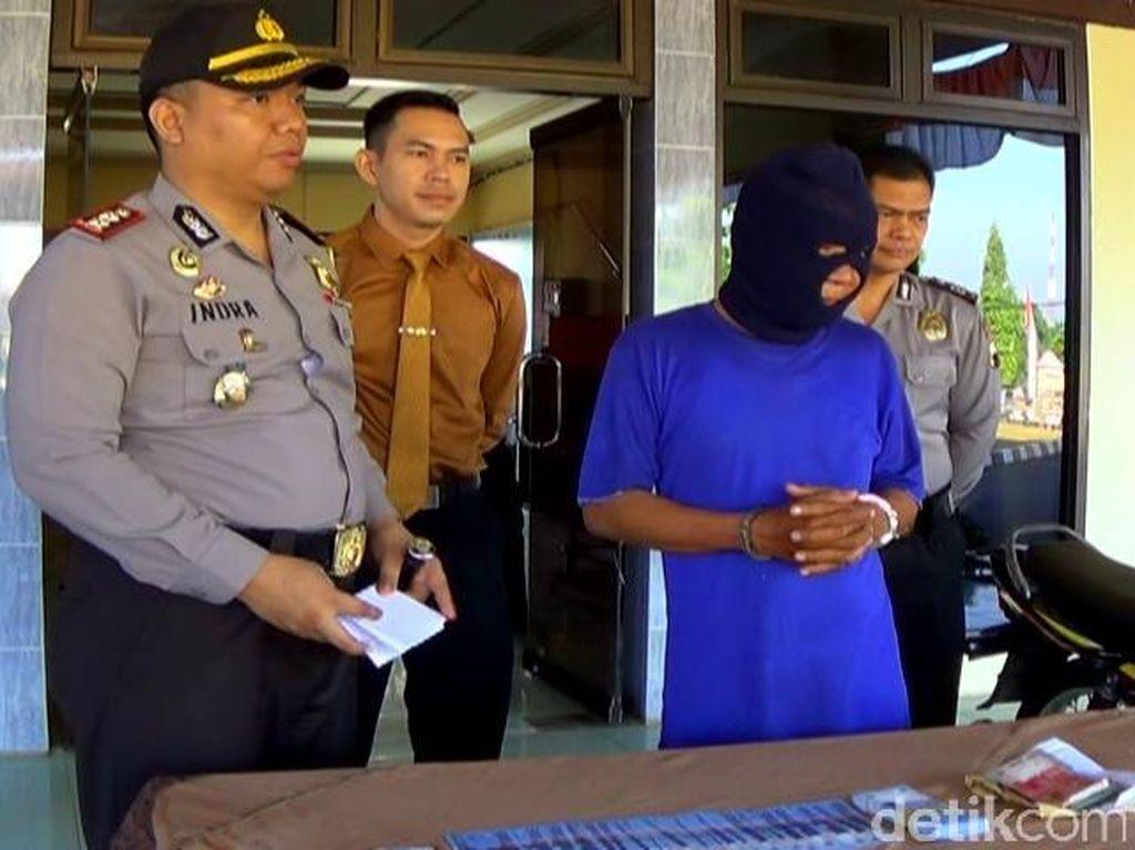 Samrozi Kaget Uang Rp 8,5 Juta yang Hendak Ditabung ke Bank Ternyata Palsu