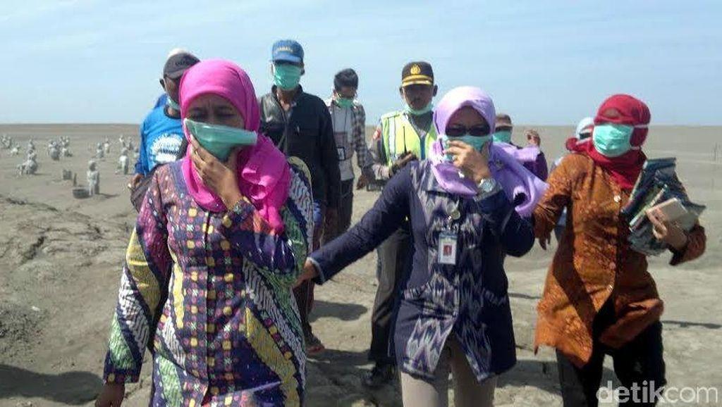 Mensos Siap Fasilitasi Korban Lumpur Lapindo yang Belum Dapat Ganti Rugi