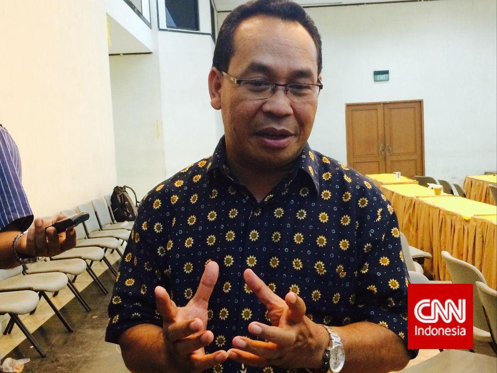 Ditagih Mahar, Sebastian Salang Batal Maju di Pilkada Manggarai