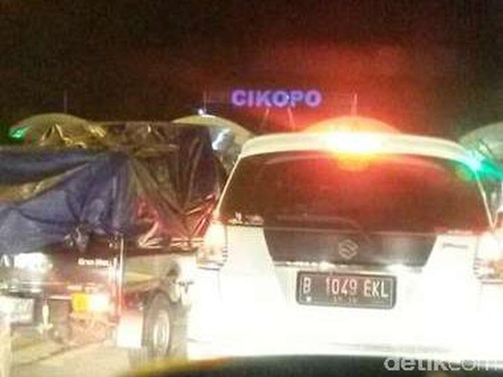 Korban Tewas Innova Vs Bus di Cipali Jadi 8, Sopir Ngantuk dan Overspeed