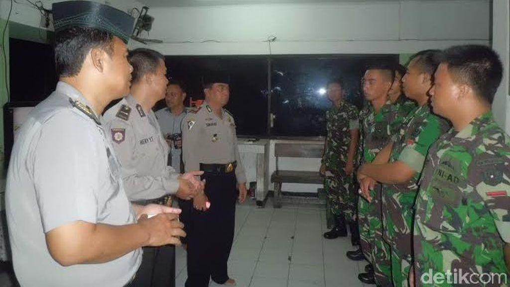Jaga Kekompakan, TNI-Polri di Tanjung Priok Gelar Tarawih Bersama