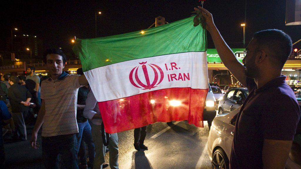 Presiden Iran Sebut Kesepakatan Nuklir Kemenangan Politik Bagi Negaranya