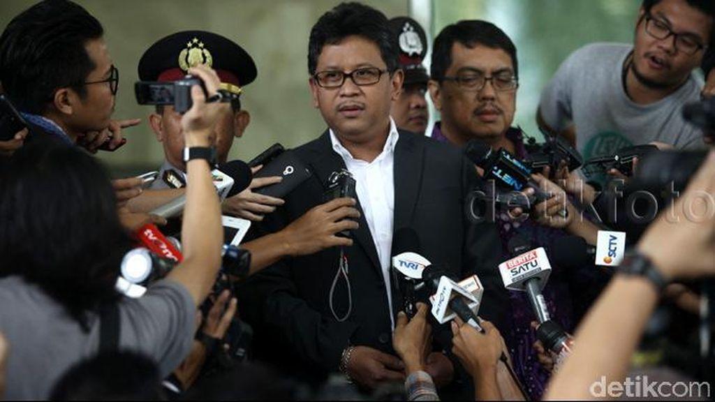Hasto Kristiyanto Tepis Isu Uang Suap Adriansyah untuk Kongres PDIP