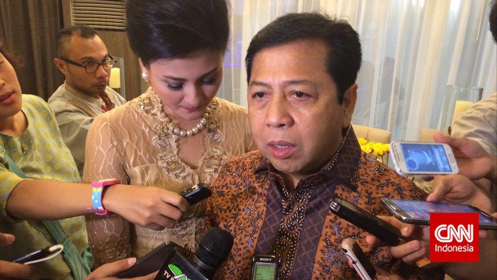 Ketua DPR Minta Komisi II dan KPU Cari Solusi Calon Tunggal di Pilkada