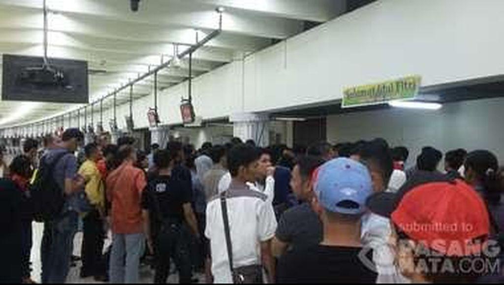 Lion Air Tujuan Palembang juga Delay dari Soekarno-Hatta