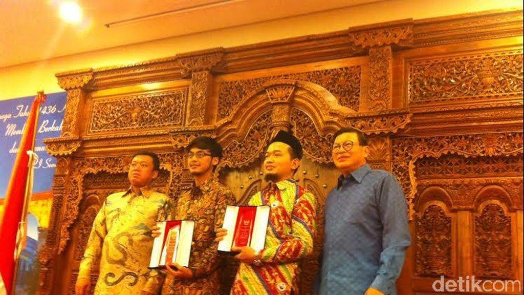 KBRI Seoul Berikan Penghargaan kepada TKI dan Pelajar Indonesia di Korsel