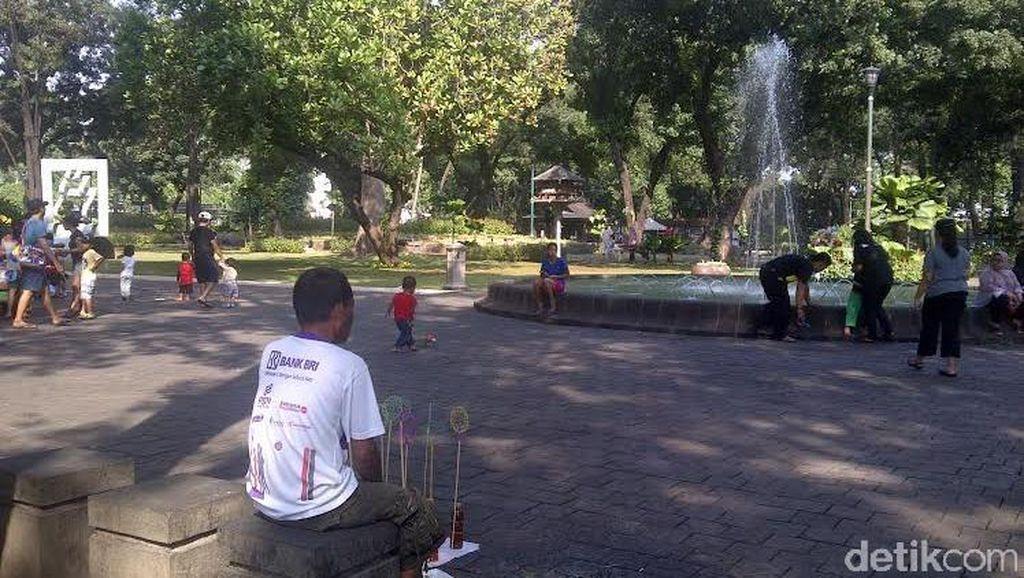 Pensiunan PNS DKI Jakarta Minta Ahok Bangun Taman Lansia