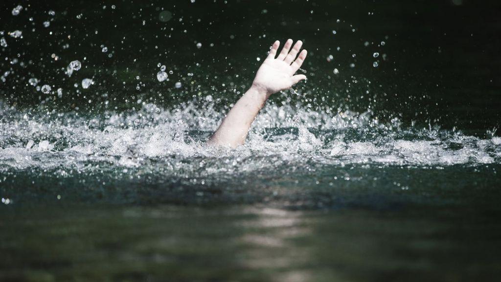 Mahasiswa UIN Pekanbaru Tewas Tenggelam  di Sungai Taluk Kuantan