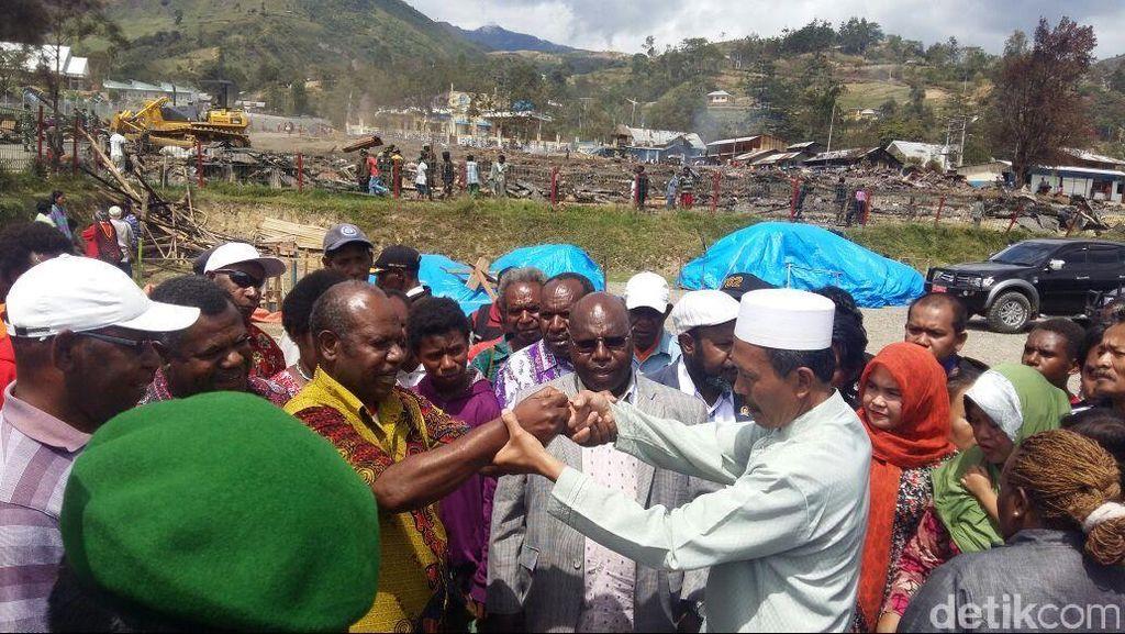 Komnas HAM Temukan 4 Dugaan Pelanggaran HAM di Tolikara Papua