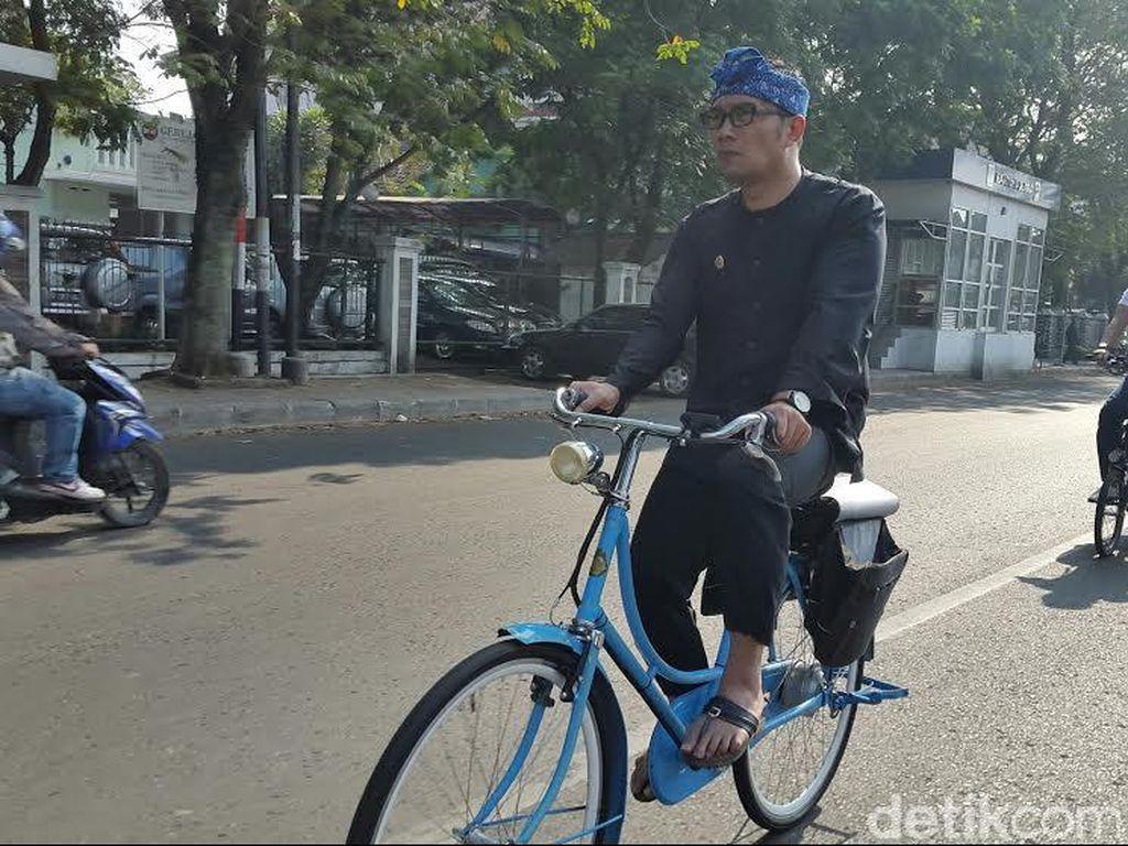 Sapa warga, Program Blusukan Ala Ridwan Kamil
