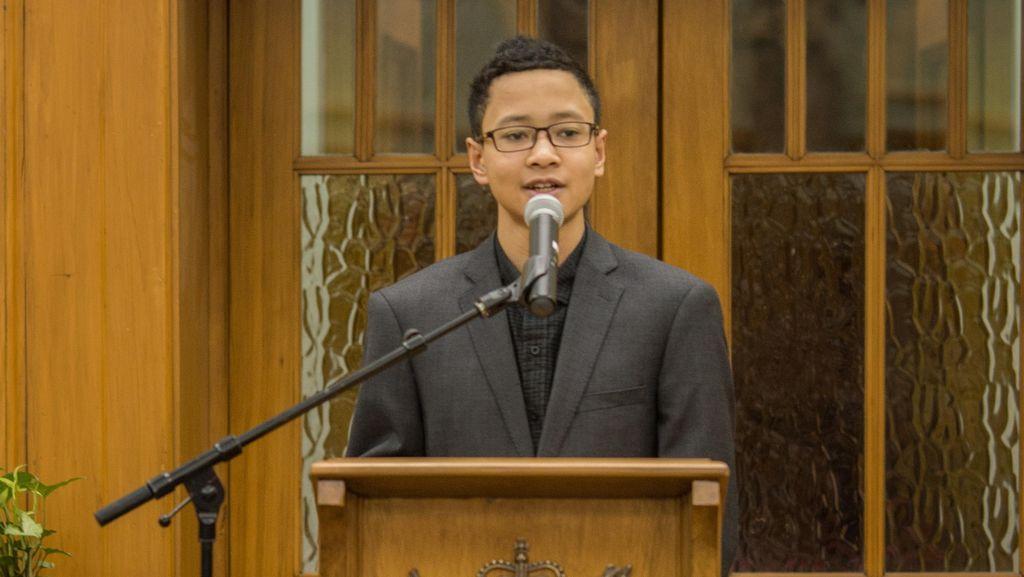 Ahmad Fachry, ABG Indonesia yang Jago Dakwah di Selandia Baru