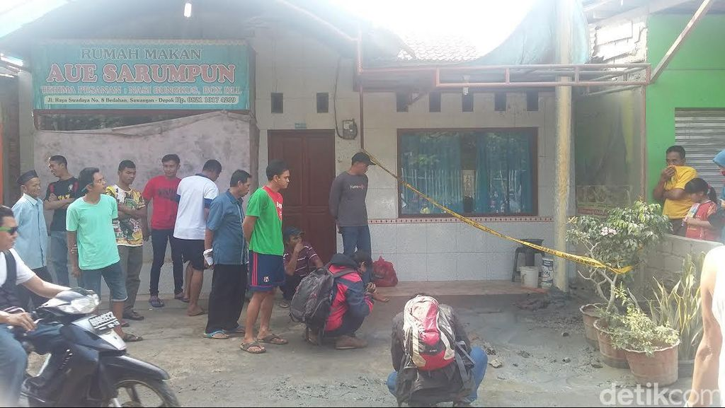 Balada Kekeringan di Sawangan, Gali Sumur Dapat Lumpur
