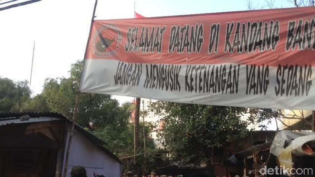 Anggota DPRD DKI Halangi Penertiban Aset Milik Pemprov di Rawasari