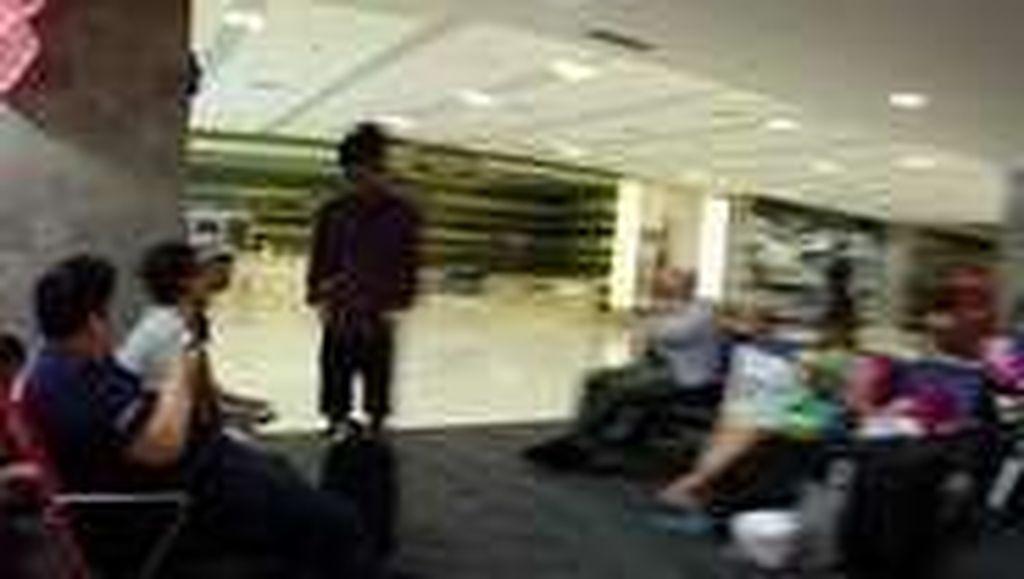 Lion Air Tujuan Jakarta dari Bali Delay 3 Jam
