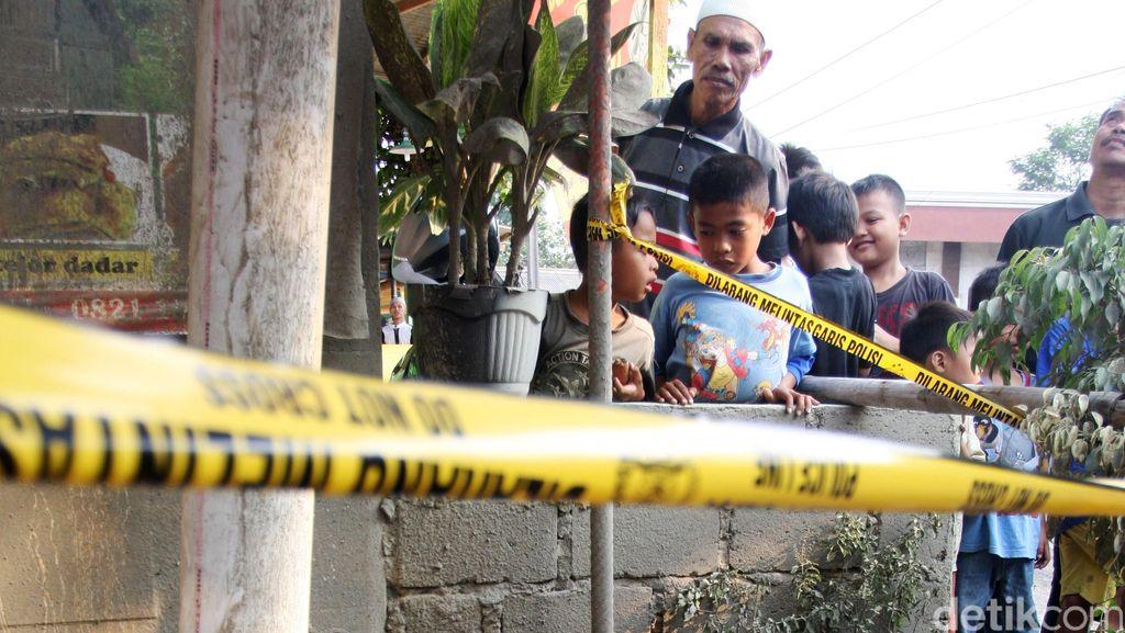 Polisi Cari Pemilik Bom Ikan yang Meledak di Makassar