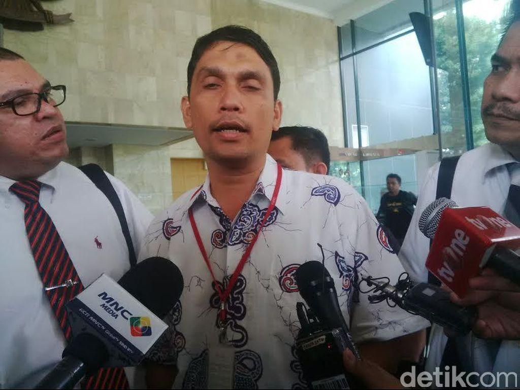 KPK Periksa Orang Suruhan Gubernur Gatot yang Sering Servis OC Kaligis