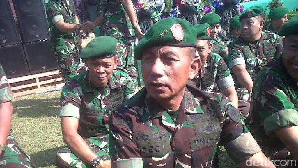 Soal Insiden Tolikara, Pangdam Siliwangi: Mari Rangkul Warga Papua di Jabar-Banten